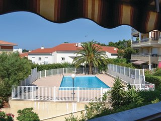 Stunning home in St Raphael w/ 1 Bedrooms and WiFi