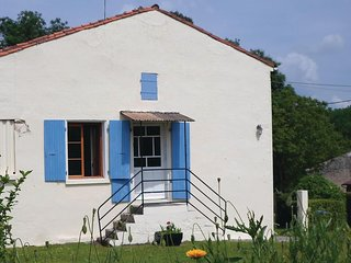 Awesome home in Dampierre sur Boutonne w/ WiFi and 0 Bedrooms (FCH083)