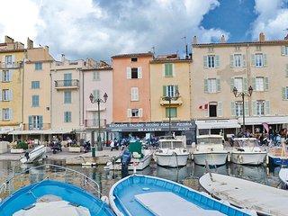 Beautiful home in Saint-Tropez w/ 1 Bedrooms (FCV425)