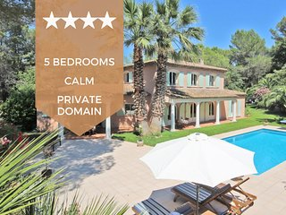 ☀️ Luxury estate in Mougins! Villa with swimming pool ☀️ Near Cannes