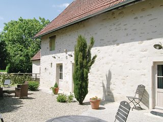 Nice home in RUFFEY LES BEAUNE w/ WiFi and 2 Bedrooms