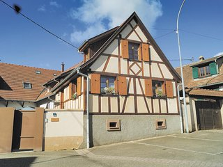 Amazing home in Odratzheim w/ WiFi and 2 Bedrooms
