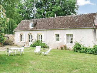 Amazing home in St. Jean Aux Amognes w/ WiFi and 1 Bedrooms