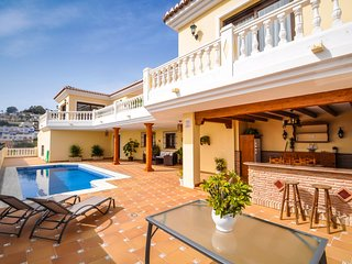Beautiful villa 300 meters from the beach