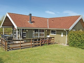 Awesome home in Rudkøbing w/ Sauna, WiFi and 4 Bedrooms