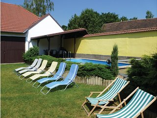 Awesome home in Breznice w/ 4 Bedrooms and Outdoor swimming pool