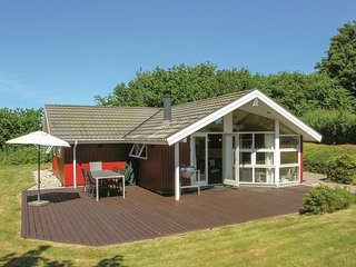 Nice home in Rudkøbing w/ Sauna, WiFi and 3 Bedrooms