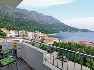Nice home in Igrane w/ WiFi and 2 Bedrooms