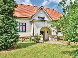 Nice home in Jevany w/ WiFi and 4 Bedrooms