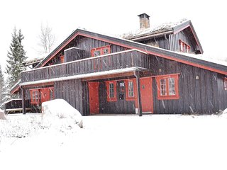 Nice home in Trysil w/ Sauna and 4 Bedrooms
