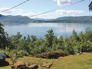 Beautiful home in Stangvik w/ WiFi and 3 Bedrooms
