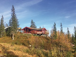 Nice home in Trysil w/ Sauna, WiFi and 5 Bedrooms