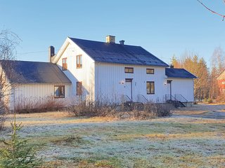 Beautiful home in Nybergsund w/ 5 Bedrooms