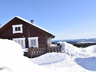 Nice home in Sjusjøen w/ 3 Bedrooms