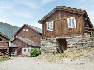 Awesome home in Lom w/ Sauna, WiFi and 1 Bedrooms