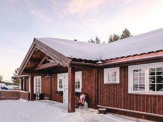 Stunning home in Kvam w/ 4 Bedrooms