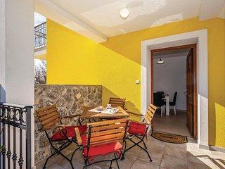 Nice home in Kraljevica w/ WiFi and 1 Bedrooms (CKA224)