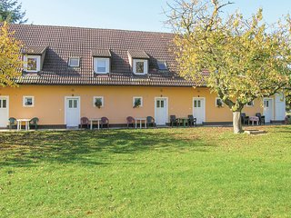 Awesome home in Slapy nad Vltavou w/ WiFi and 2 Bedrooms (TBU154)
