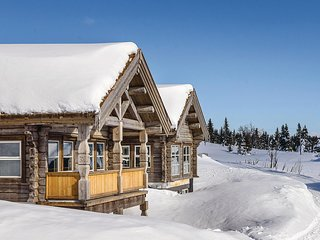 Amazing home in Sjusjoen w/ 1 Bedrooms and WiFi