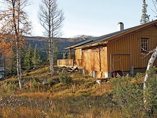 Stunning home in Eggedal w/ WiFi and 3 Bedrooms