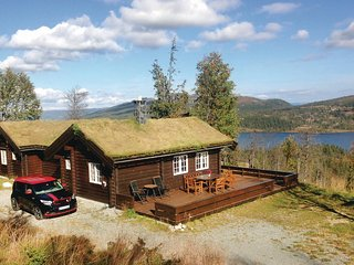 Amazing home in Flå w/ Sauna, WiFi and 3 Bedrooms (N33185)