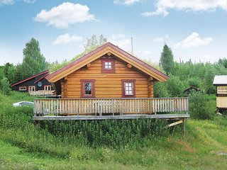 Amazing home in Gol w/ Sauna and 2 Bedrooms
