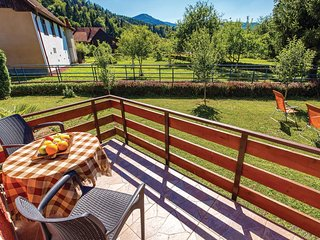 Nice home in Gorski Kotar w/ WiFi and 3 Bedrooms