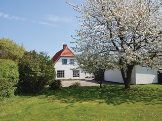 Amazing home in Tranekaer w/ WiFi and 3 Bedrooms