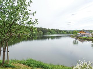 Nice home in Ulefoss w/ Sauna, 3 Bedrooms and WiFi