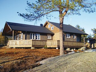 Amazing home in Åmli w/ Sauna and 4 Bedrooms (N34295)