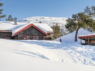 Nice home in Hovden I Setesdal w/ Jacuzzi and 5 Bedrooms (N35575)