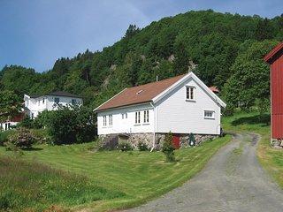Beautiful home in Lyngdal w/ 3 Bedrooms