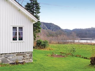 Amazing home in Farsund w/ 2 Bedrooms (N36009)