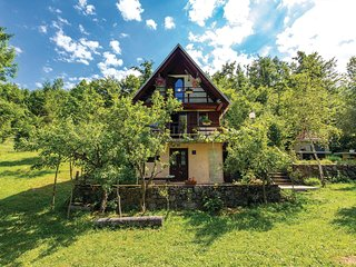 Beautiful home in Zlobin w/ WiFi and 1 Bedrooms