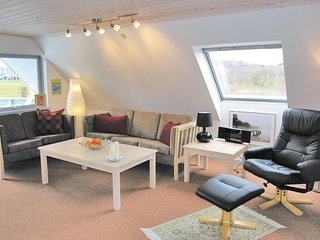 Beautiful home in Rudkøbing w/ WiFi and 4 Bedrooms