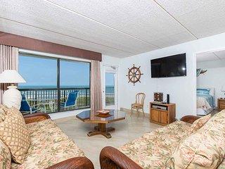 Saida II 502 - Charming Oceanfront Condo with Spectacular Ocean Views, Dazzling