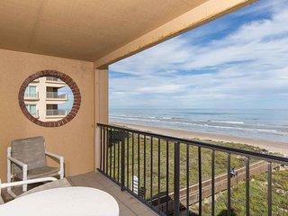 Suntide II 501 - Private Balcony, 5th Floor Incredible Views, Heated Pool, Hot