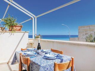 Awesome home in San Vito Lo Capo -TR- w/ WiFi and 1 Bedrooms