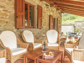 Comfortabel landhuis in een romantische bergwereld