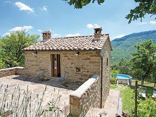Beautiful home in Cortona AR w/ WiFi and 2 Bedrooms (ITA344)
