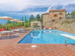Romantisch gelegen toscaans landhuis