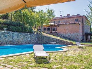 Elegant panoramisch vakantiehuis met gezellige sfeer (ITA813)