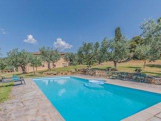 Groot landhuis in de prachtige Chianti (ITC401)