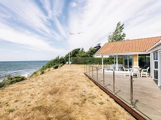 Amazing home in Rønne w/ Sauna, WiFi and 4 Bedrooms (I54500)