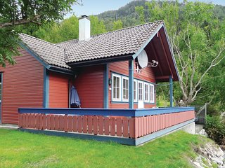Stunning home in Åkra w/ WiFi and 2 Bedrooms