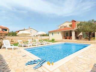 Nice home in Golubovo w/ WiFi and 4 Bedrooms