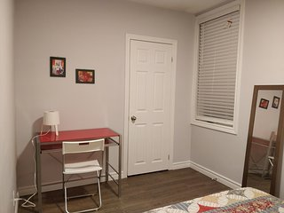 Location! Newly renovated two bedrooms/free parking in downtown Toronto