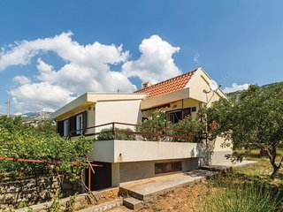 Awesome home in Baric Draga w/ WiFi and 2 Bedrooms (CKV220)