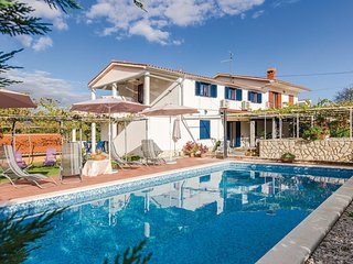 Nice home in Nedescina w/ WiFi and 5 Bedrooms