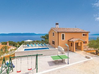 Awesome home in Labin w/ WiFi and 3 Bedrooms (CIO090)
